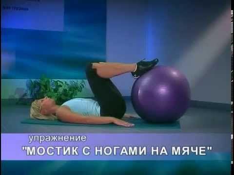 Укрепление тазовых мышц. Упражнения Кегеля. - YouTube