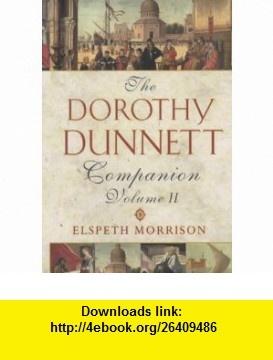 9 best ebooks downloads images on pinterest tutorials pdf and the dorothy dunnett companion vol 2 9780718145460 elspeth morrison dorothy dunnett fandeluxe Image collections