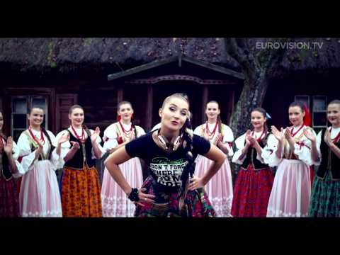 Donatan & Cleo - My Słowianie - We Are Slavic (Poland) All 38 songs available on the official album http://www.amazon.co.uk/Eurovision-Song-Contest-2014-Copenhagen/dp/B00IU5ACXW/ref=sr_1_1?s=music&ie=UTF8&qid=1396611653&sr=1-1&keywords=eurovision+2014