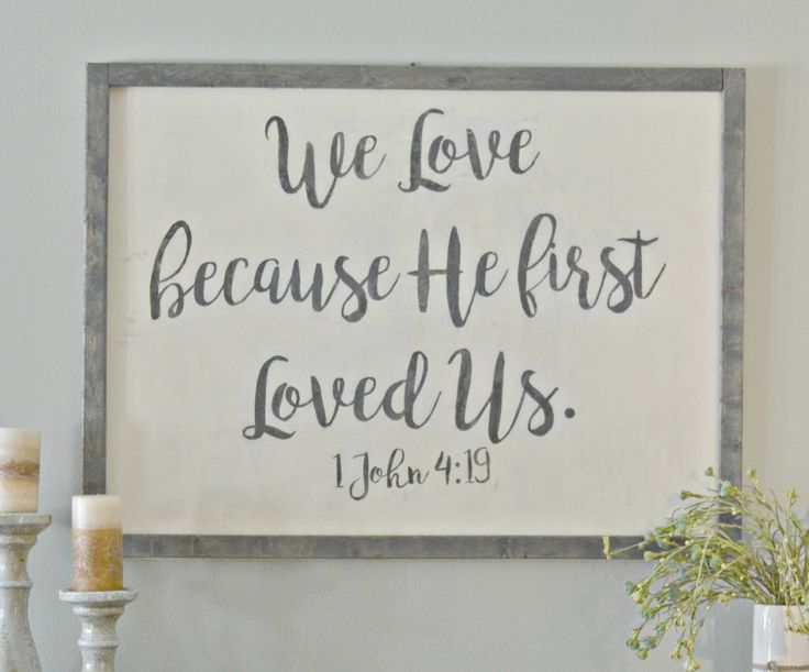 Easy DIY Wooden Farmhouse Sign - Moms Without Answers