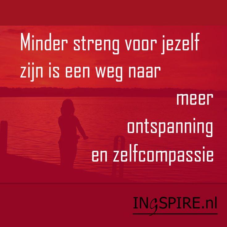 Een weg naar meer ontspanning www.ingspire.nl
