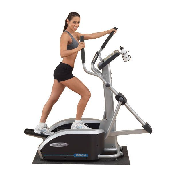 Body Solid Endurance Elliptical Trainer E300 Elliptical Trainer