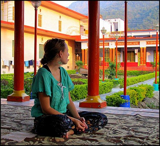 Stay at an Ashram in Rishikesh, the Birthplace of Yoga