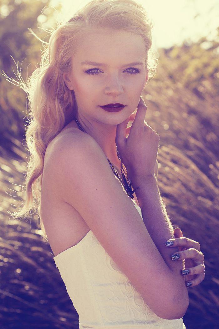 photo by Ania Kosik http://aniakosik.carbonmade.com model: Tamara Subbotko @ D'vision hair: Katarzyna Siux Ilecka Hairstyles