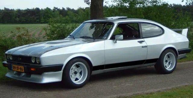 RS kit 1977 Ford capri mk3