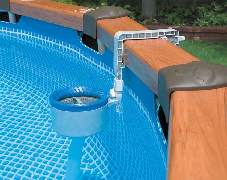 Floating Surface Skimmer For Above Ground Pools