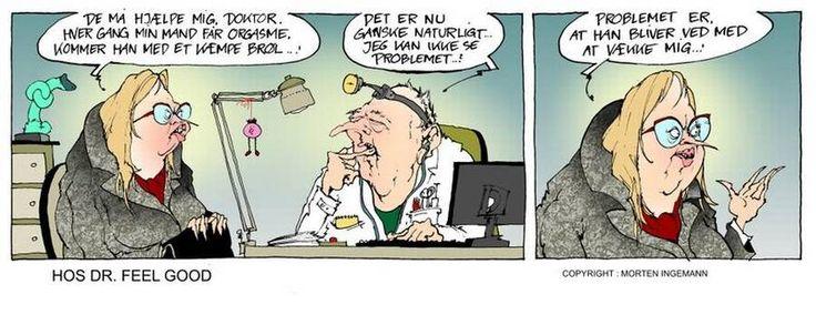 Hos dr. Feelgood - Ekstra Bladet