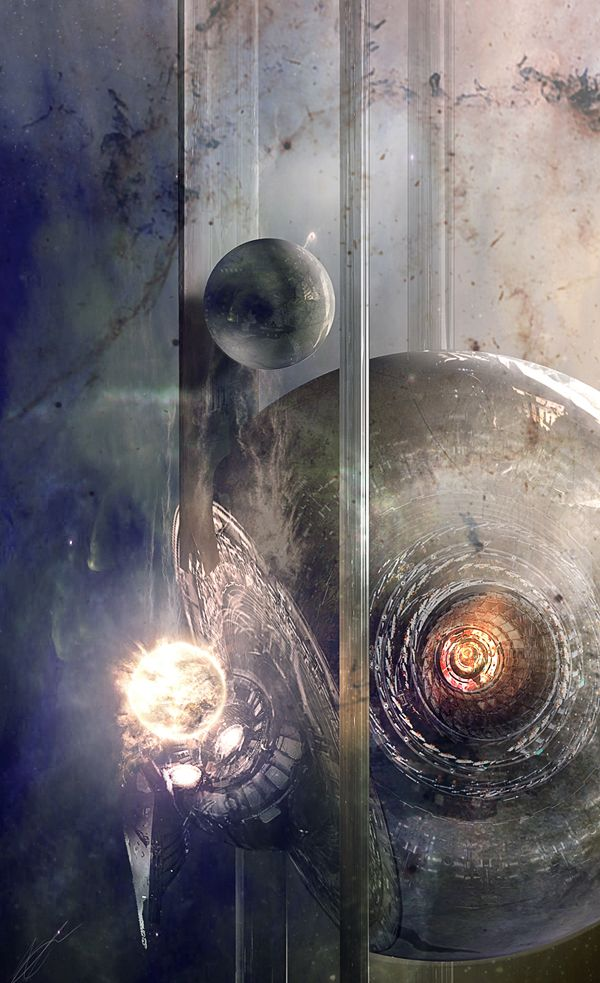 Eternal Machine by *AdamBurn on deviantART