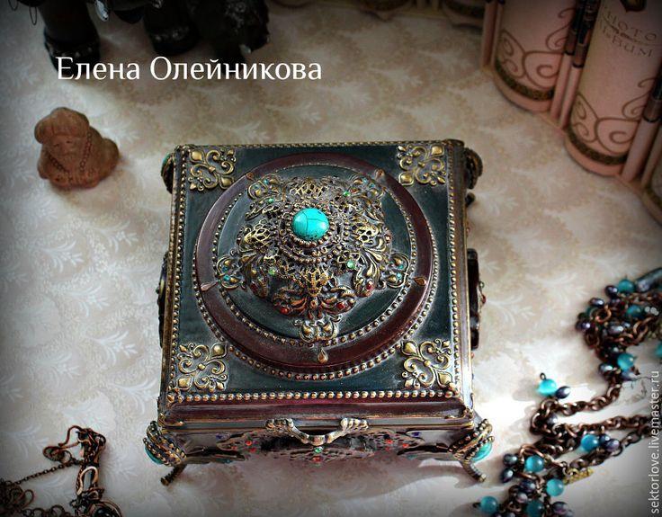 Купить шкатулка восточная 2 - комбинированный, шкатулка для украшений, шкатулка декупаж, шкатулка деревянная