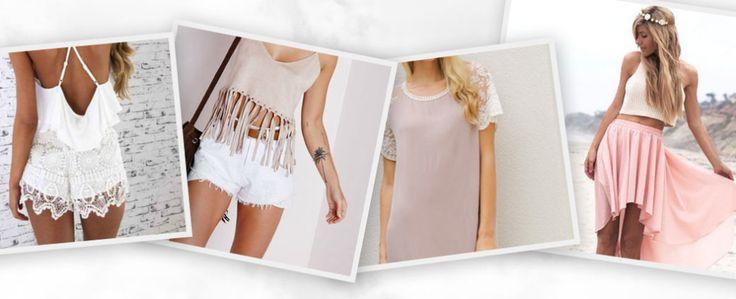 Letné outfity 2015 - Tieto kúsky musíte mať ! | Divine Jewellery