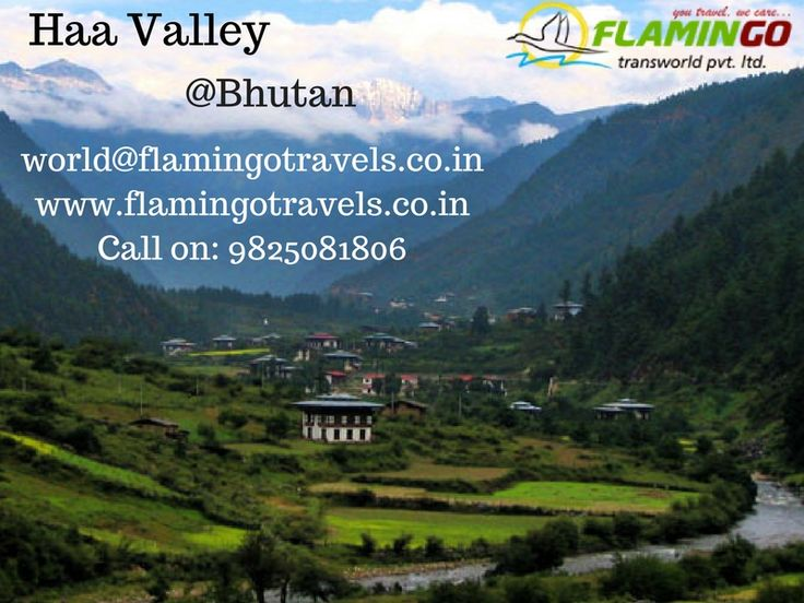 Un-spoilt natural landscape in Haa Valley with #BhutanTours