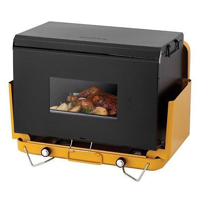 Camp Oven Folding Camping Motor Home Caravan Gasmate Gas
