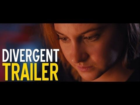 """Here's the Divergent movie trailer. Prepare yourself accordingly. 