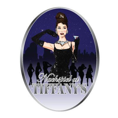 Ny russe design Nachspiel at Tiffanys!