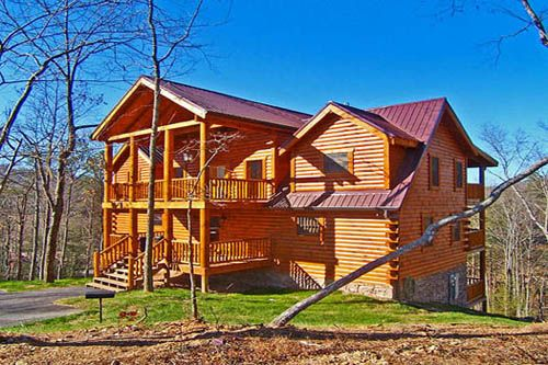 17 best images about smoky mountain cabins on pinterest for Premier smoky mountain cabin rentals