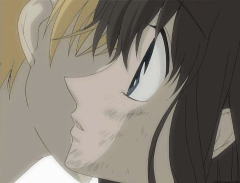 BEST SCENE OF THE ENTIRE SERIES! (Fruits Basket)