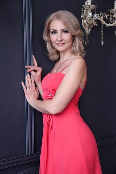 Optimistic mature Russian bride Olga wants to know that ...