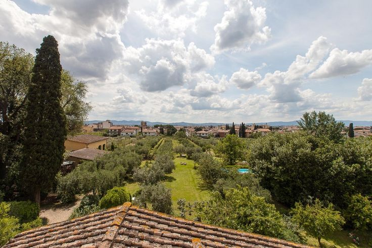 NICE APARTMENT NEAR FLORENCE IN THE OLD TOWER