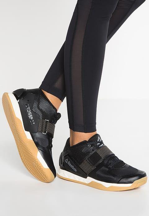 Chaussures de fitness & Sports en salle Reebok CROSSFIT COMBINE - Chaussures d'entraînement et de fitness - black/white noir: 119,95 € chez Zalando (au 03/12/16). Livraison et retours gratuits et service client gratuit au 0800 915 207.