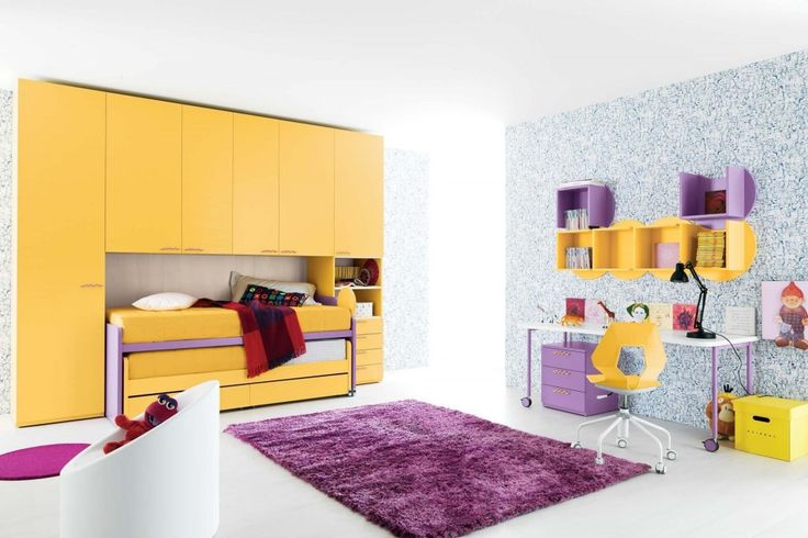 http://www.drissimm.com/wp-content/uploads/2015/04/Modern-decoration-for-teens-bedroom-with-fresh-yellow-and-violet-colors.jpg