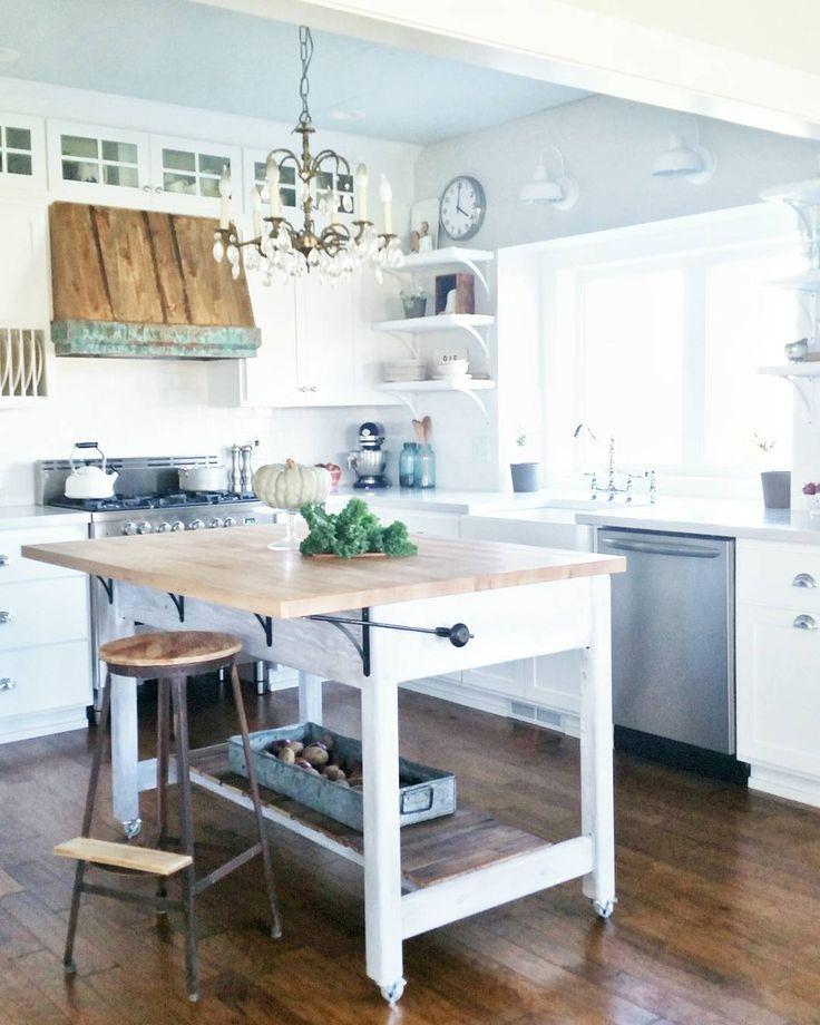 Fold Down Table Kitchen Pinterest Kitchens Cottage