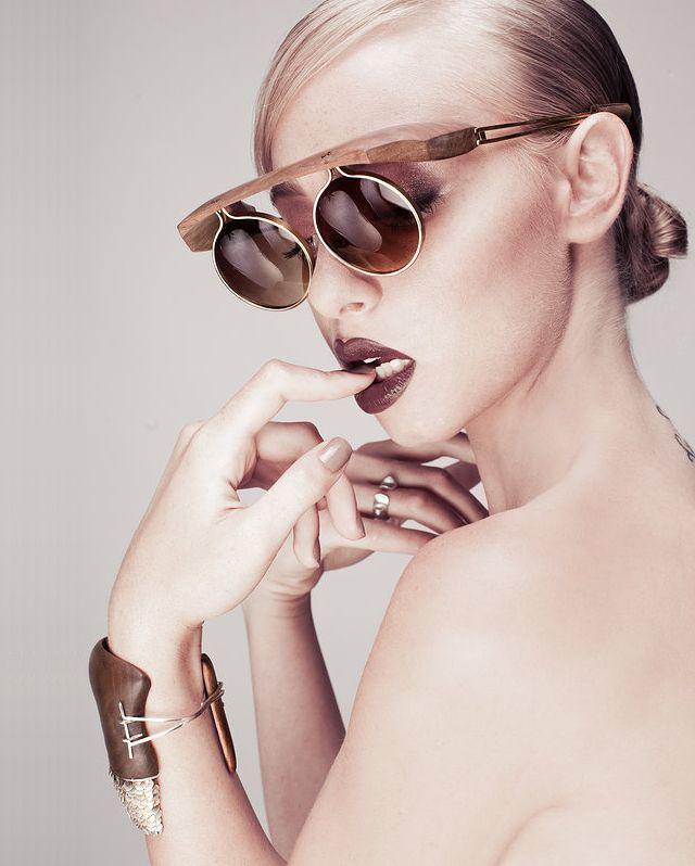 Elina Gleizer Glasses London Design Week 2013