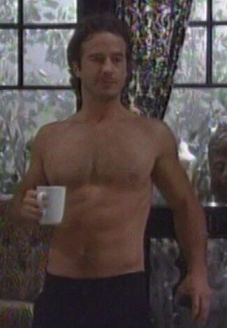 Ryan Carnes as Lucas Jones, from daytime drama General Hospital
