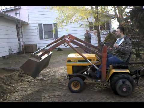 96 best Tractors images on Pinterest Lawn mower Small tractors