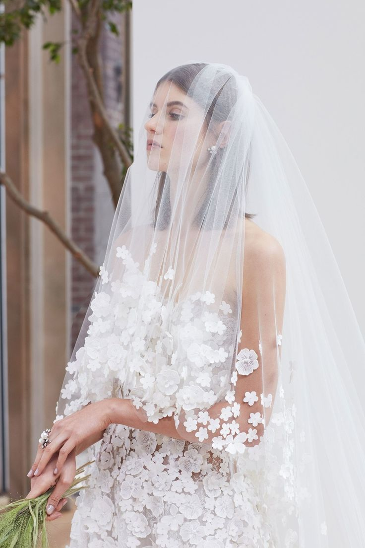 Dit zijn de top 7 trends van de Bridal Lente/Zomer 2018 week in New York
