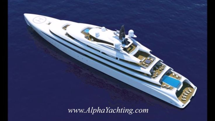 Top 10 design yachts for 2016 Alpha Yachting