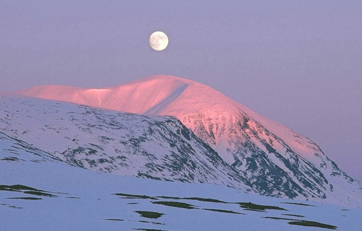 Kebnekaise, Sweden's highest peak