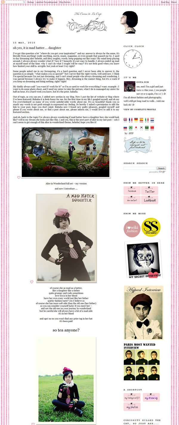 @evitanuh blogs about @shopnefertiti accessories label