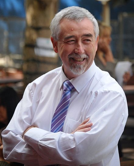 Gary Humphries was a member of the Australian Senate representing the Australian Capital Territory for the Liberal Party of Australia 2003-13. He was the Chief Minister of the Australian Capital Territory from 2000 to 2001; and was elected to the first parliament of the Australian Capital Territory, in 1989, later representing the Molonglo electorate until 2003.