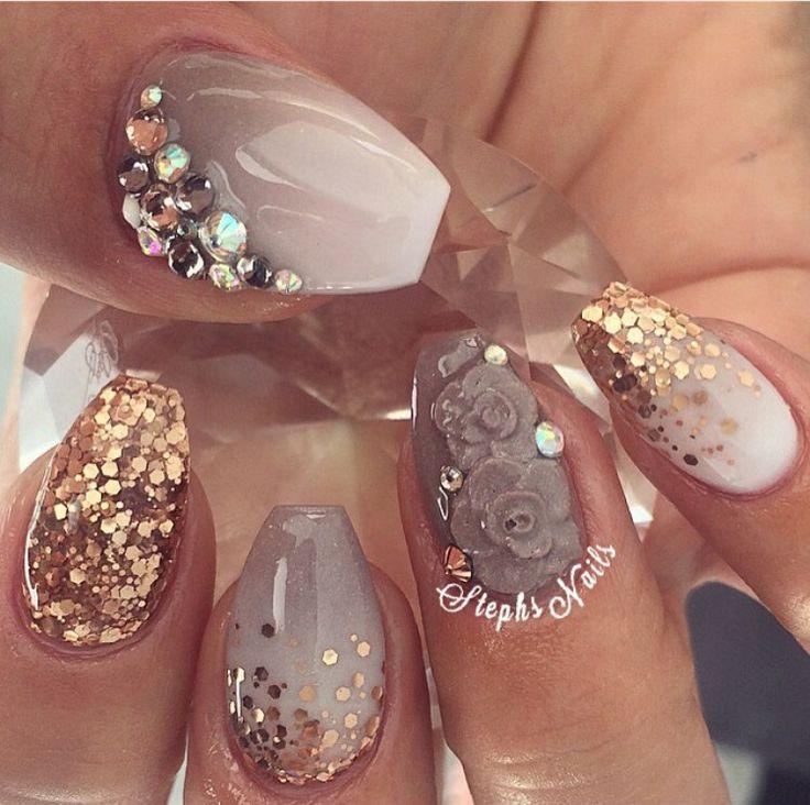 914 best Nails images on Pinterest | Nail decorations, Nail polish ...