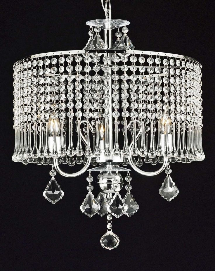 crystal in of glass chandelier white luxury light swag madeleine plug mini hi electric commercial