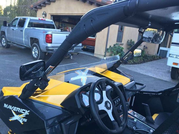 Used 2014 Can-Am MAVERICK MAX X RS DPS 1000R ATVs For Sale in California. Only 500 miles, full skid plate, 4 point harnesses, aliminium roof, 48' rigid led light bar, rock bars. Must see , great valve, phone. 916 952 0073