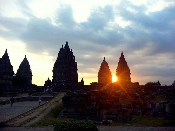 Candi Prambanan - Central Java #Indonesia