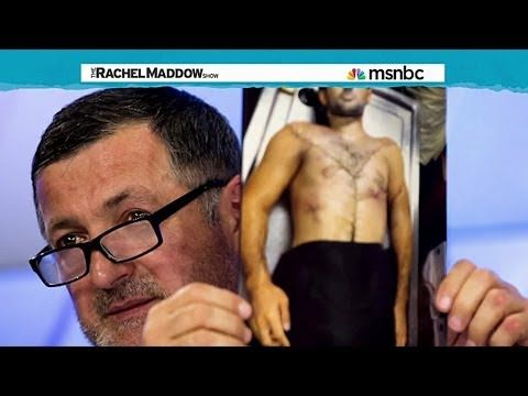 Maddow: Mystery Deepens On Tamerlan Tsarnaev-Related, Ibragim Todashev Killing (Murder?) By The FBI - YouTube