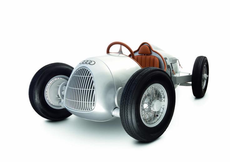 Silberpfeil Auto Union Typ C