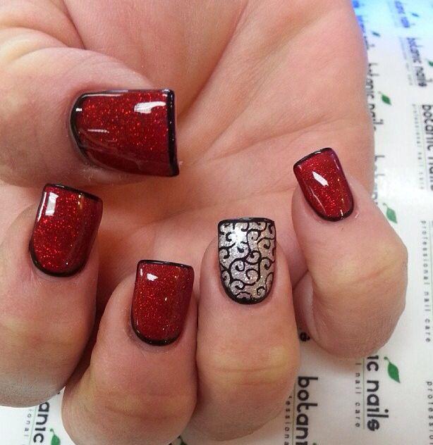 christmas nail design ideas 2013 cute girly nails tumblr