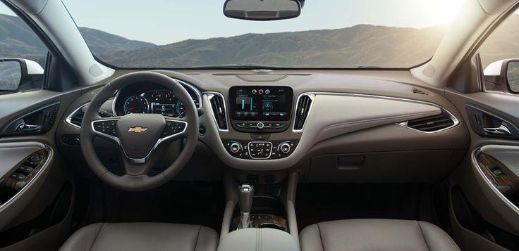 2016 Malibu: Mid-size Cars | Chevrolet