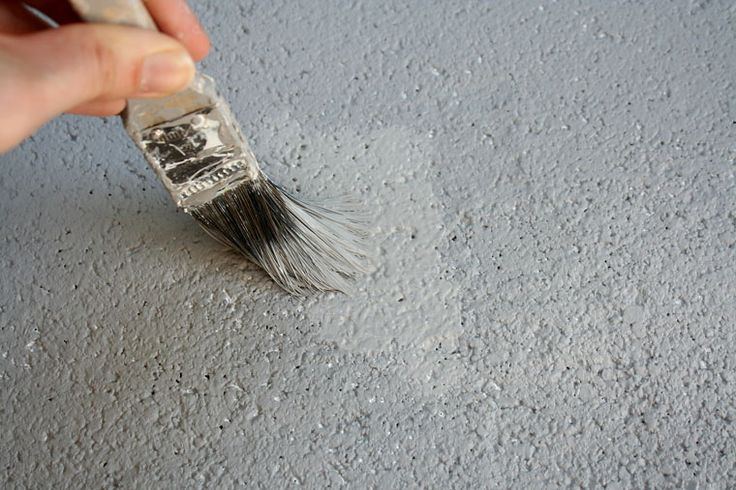 Little Things Bring Smiles: .How To Paint Cinder Block.
