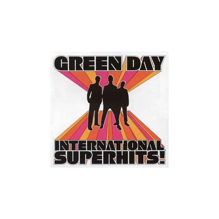Green Day - International Superhits! (CD)