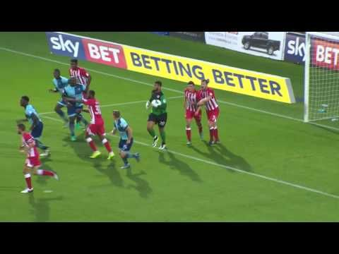 Wycombe Wanderers vs Accrington - http://www.footballreplay.net/football/2016/08/16/wycombe-wanderers-vs-accrington/