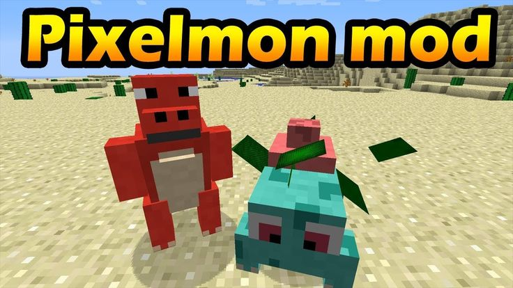 Pixelmon Mod for Minecraft 1.11 is the right mod for all gamers which…