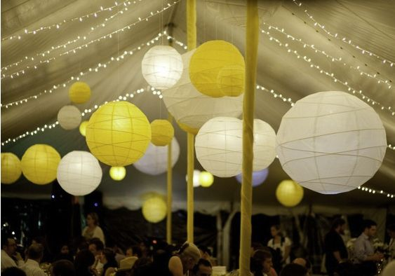 paper lanterns for weddings | Beautiful Paper Lanterns For Wedding | Trendy Bride