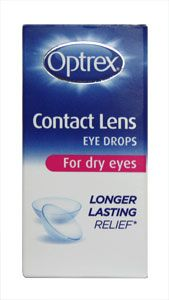 Optrex Contact Lens Dry Eye Eye Drops 10ml Optrex Contact Lens Dry Eye Eye Drops 10ml: Express Chemist offer fast delivery and friendly, reliable service. Buy Optrex Contact Lens Dry Eye Eye Drops 10ml online from Express Chemist today! (Barco http://www.MightGet.com/january-2017-11/optrex-contact-lens-dry-eye-eye-drops-10ml.asp