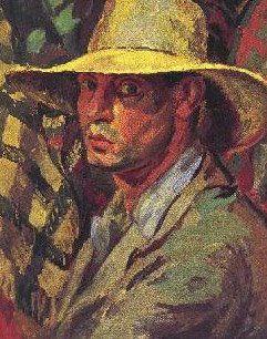 Duncan Grant - Self Portrait