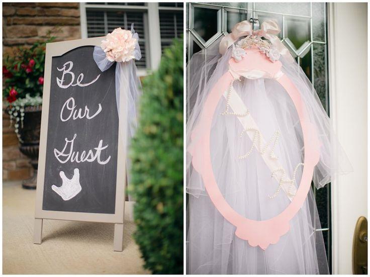 Disney Princess themed bridal shower by Dyanna Joy Photography