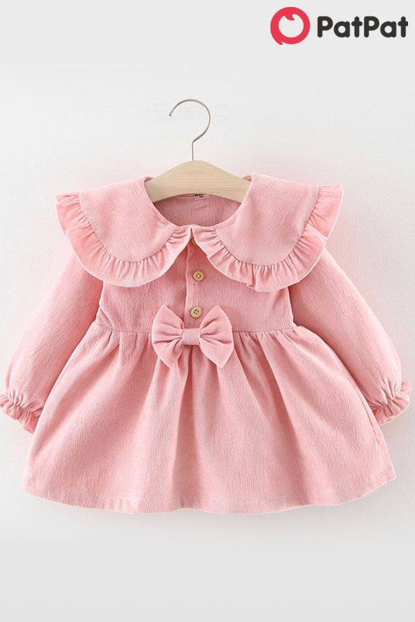 organic baby clothes gathered dress 0-3yrs long sleeve dress Organic baby dress girls dress baby girl tunic
